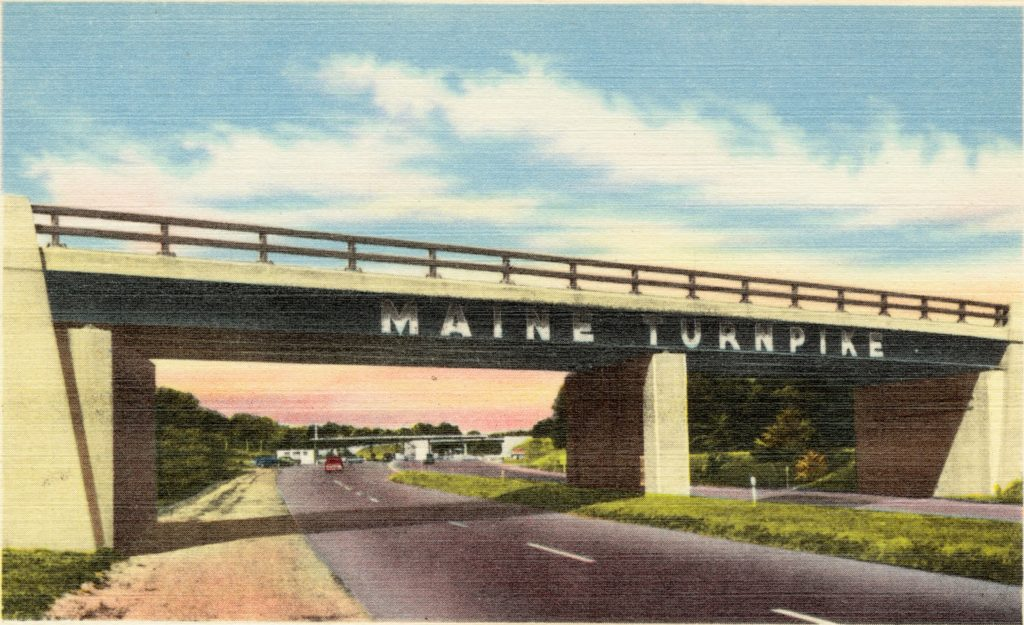 Entrance_to_Maine_Turnpike_at_Kittery,_Maine_(80048)