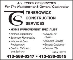Tenerowicz Const MAR12 2